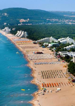 Albena, Bulgarien