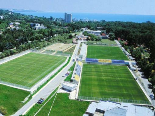 Fußballfelder Albena