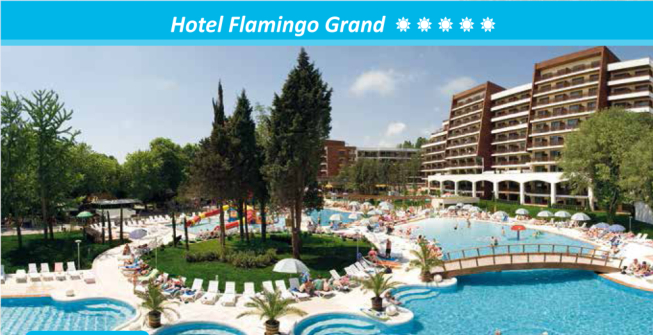 Hotel Flamingo Grand, Albena