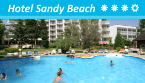 Hotel Sandy Beach, Albena