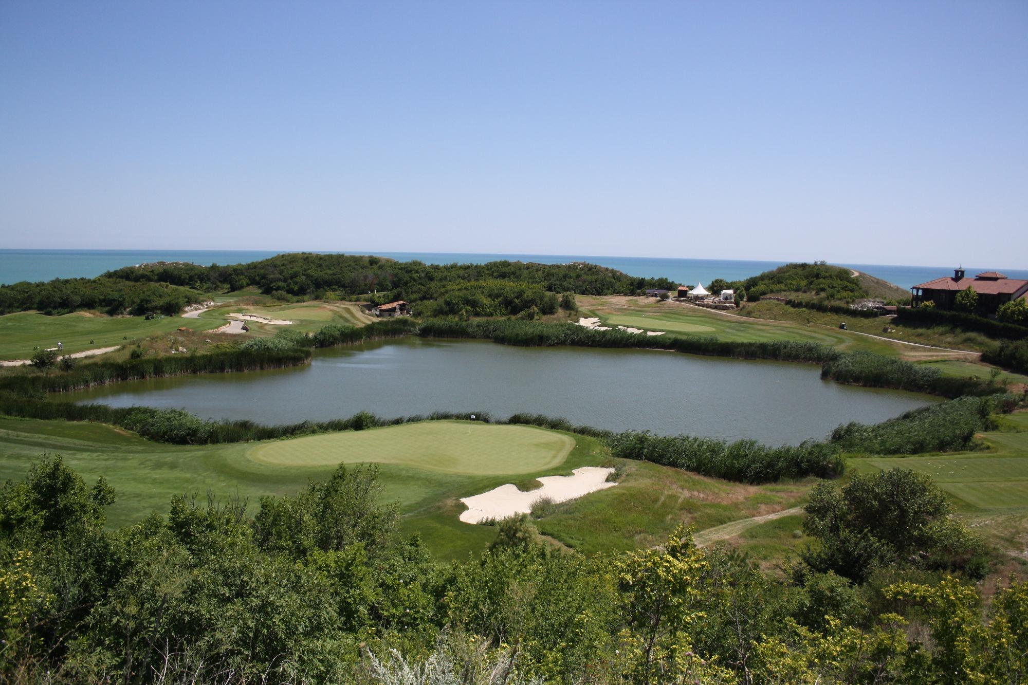 Golf, Albena