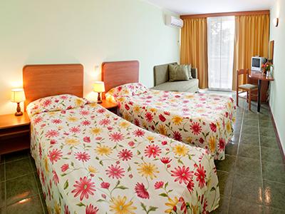Zimmer Hotel Malibu