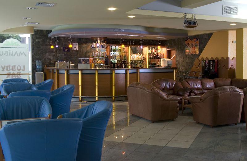 Lounge Hotel Malibu