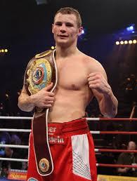 Robert Stieglitz, Boxweltmeister