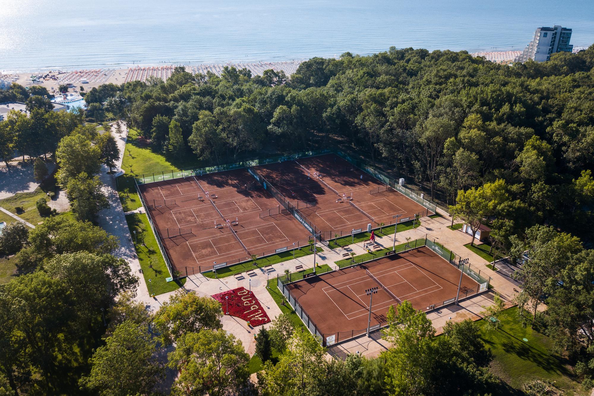 Tennis, Albena